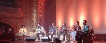 کنسرت «پرواز همای» در مونترال / Photo: Shahram Yazdanpanah - MEDAD