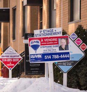 میانگین قیمت مسکن در مونترال حدود سه درصد افزایش یافته است