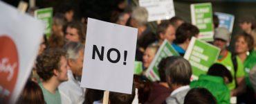 تظاهرات در مونترال در اعتراض به افزایش اجارهبها