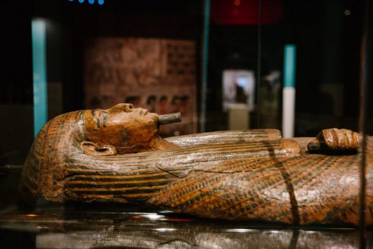 مومیایی ملکههای مصر باستان در مونترال