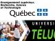 تحقیق درباره توافق بین دانشگاه TELUQ و کالج MATCI۷ در وزارت آموزش عالی کبک