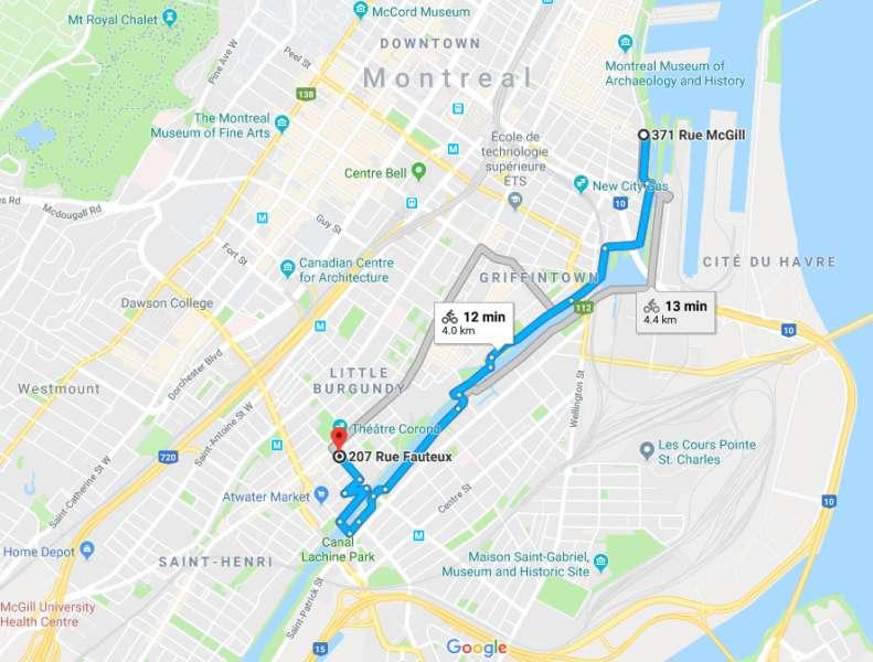 مسیر پیشنهادی «مداد» برای روز دوچرخهسواری رایگان با BIXI