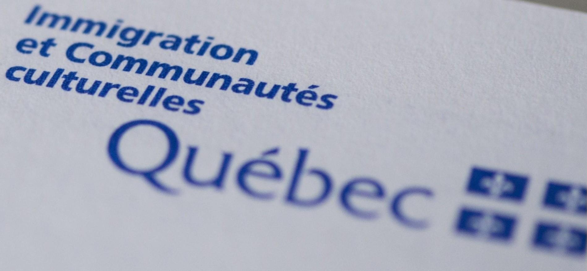 مهاجرت به کبک، موضوع داغ مناظرههای انتخاباتی .THE CANADIAN PRESS IMAGES/Sheila Boardman.