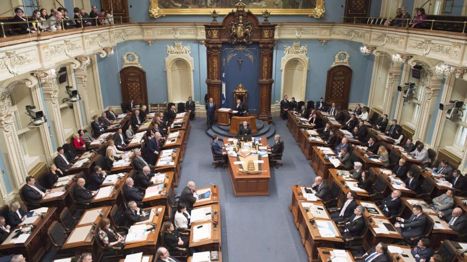 Photo : La Presse canadienne/Jacques Boissinot