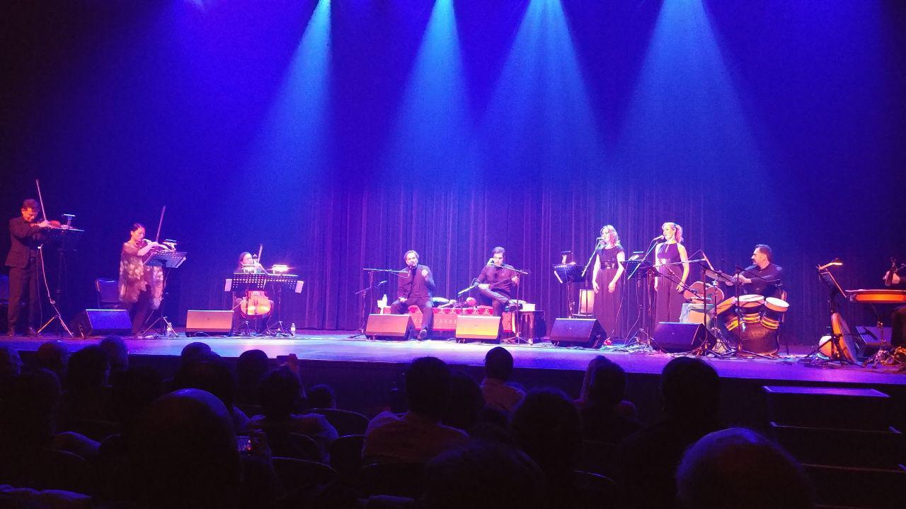 تیم بزرگ نوازندگان و خوانندگان اپرا در کنسرت «ناگفته» در کنار شهرام و حافظ ناظری