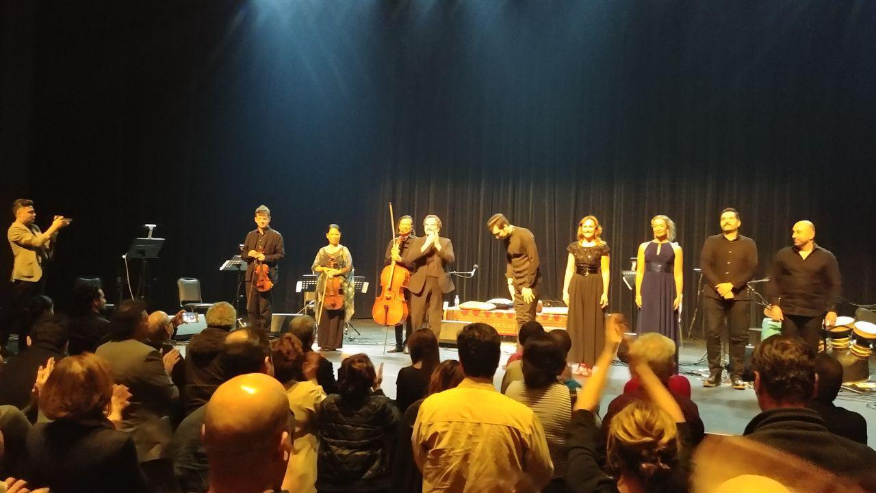 کنسرت شهرام و حافظ ناظری در مونترال
