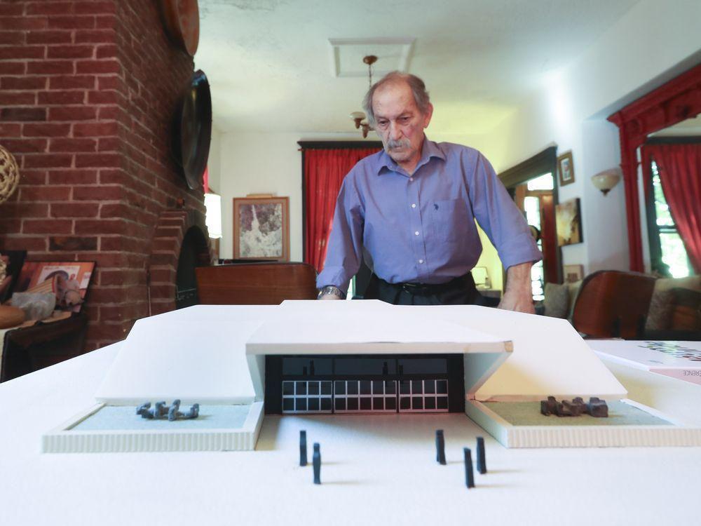 ژان دومونتیر، طراح ایستگاههای خط زرد متروی مونترال