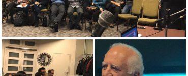 شصت و یکمین جلسه شبکه ارتباطی سینا با موضوع استارتآپ در مونترال