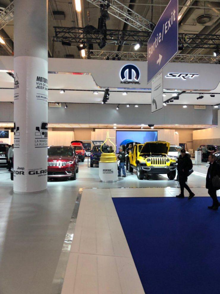 نمایشگاه بینالمللی خودروی مونترال، سال ۲۰۱۹ / Photo: Vahid Amiryنمایشگاه بینالمللی خودروی مونترال، سال ۲۰۱۹ / Photo: Vahid Amiry