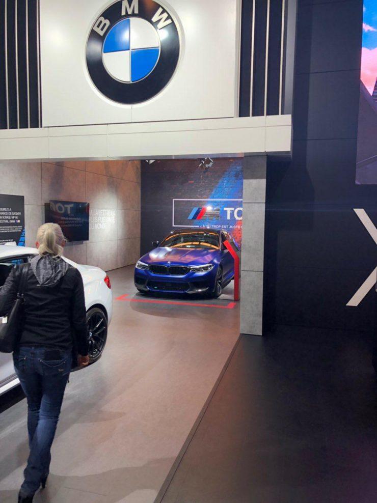 نمایشگاه بینالمللی خودروی مونترال، سال ۲۰۱۹ / Photo: Vahid Amiry