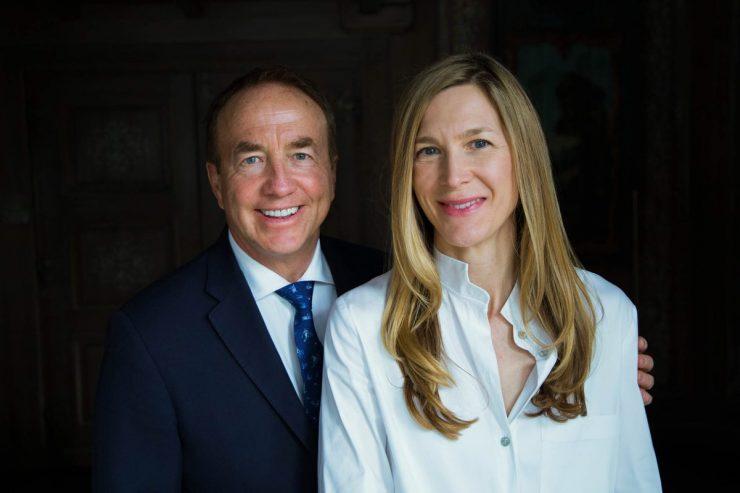 کمک مالی ۲۰۰ میلیون دلاری جان مککال مکبین و همسرش مارسی به دانشگاه مکگیل / Photo: twitter.com/mcgillu