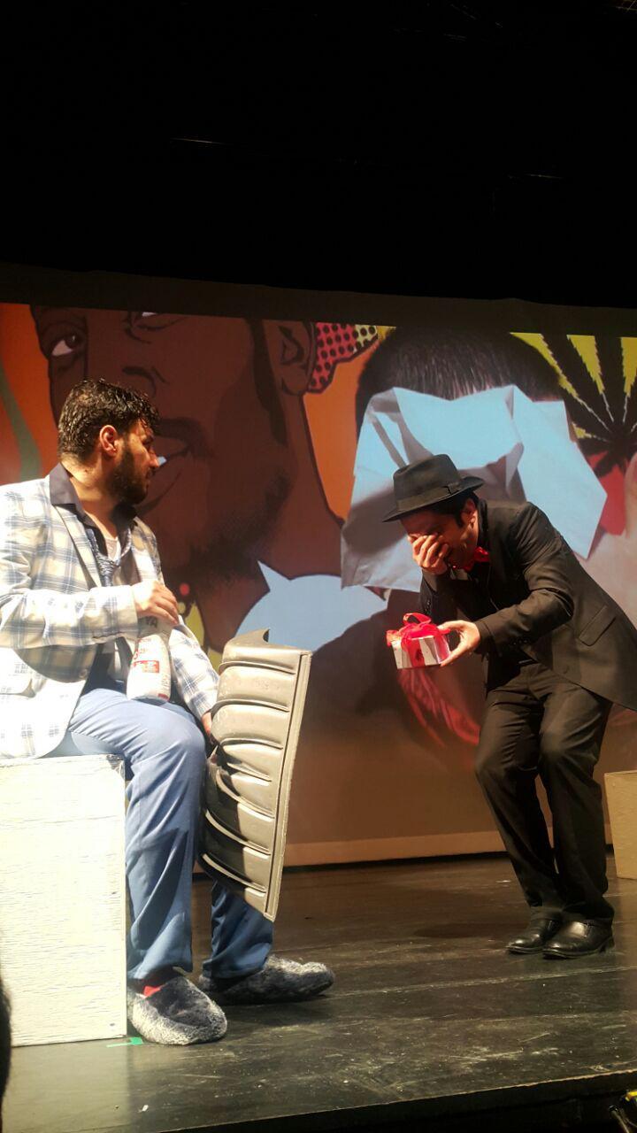 اجرای نمایش «زندانی خیابان دوم» در مونترال / Photo: Maryam Irani - Medad